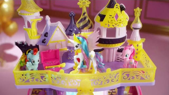 My Little Pony Canterlot Castle TV Spot, 'Friendship Celebration' - Thumbnail 3
