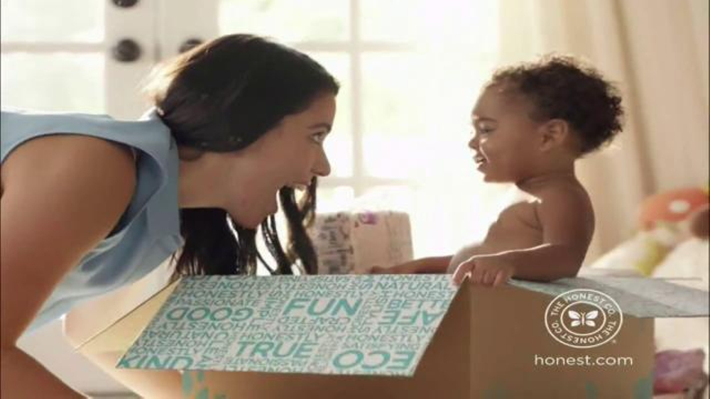 The Honest Company TV Commercial, 'One-Stop Shop'