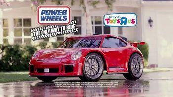 Power Wheels Porsche 911 GT3 TV Spot, 'The Coolest Car' - 392 commercial airings
