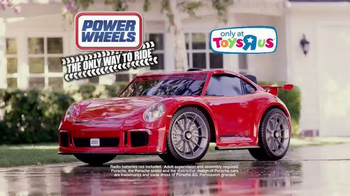 Power Wheels Porsche 911 GT3 TV Spot, 'The Coolest Car' - Thumbnail 8