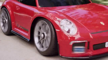 Power Wheels Porsche 911 GT3 TV Spot, 'The Coolest Car' - Thumbnail 2