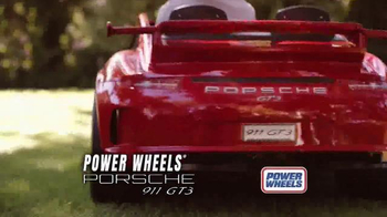 Power Wheels Porsche 911 GT3 TV Spot, 'The Coolest Car' - Thumbnail 4