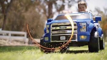 Power Wheels Ford F-150 TV Spot, 'Get Tough' - Thumbnail 1