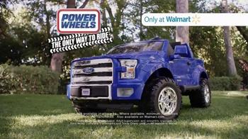 Power Wheels Ford F-150 TV Spot, 'Get Tough' - Thumbnail 9