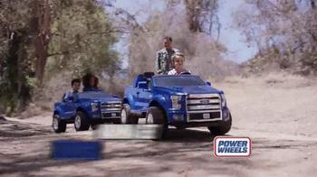 Power Wheels Ford F-150 TV Spot, 'Get Tough' - Thumbnail 2
