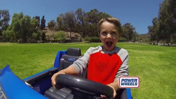 Power Wheels Ford F-150 TV Spot, 'Get Tough' - Thumbnail 4