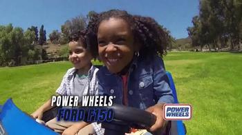 Power Wheels Ford F-150 TV Spot, 'Get Tough' - Thumbnail 5