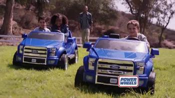 Power Wheels Ford F-150 TV Spot, 'Get Tough' - Thumbnail 7