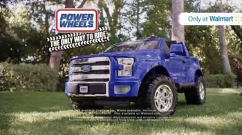 Power Wheels Ford F-150 TV Spot, 'Get Tough' - 166 commercial airings