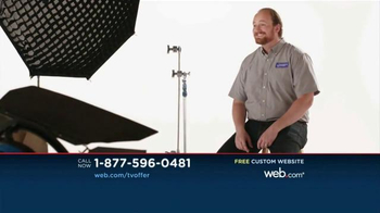 Web.com TV Spot, 'For the Grand Price of Free' - Thumbnail 7