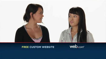 Web.com TV Spot, 'For the Grand Price of Free' - Thumbnail 2