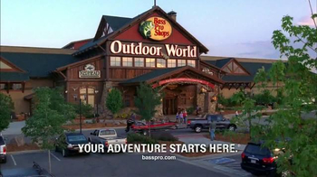 Bass Pro Shops Trophy Deals TV Spot, 'Propane Smoker' - Thumbnail 7