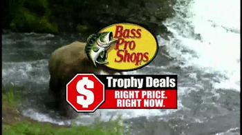 Bass Pro Shops Trophy Deals TV Spot, 'Propane Smoker' - Thumbnail 5