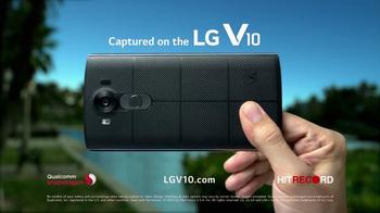 LG V10 TV Spot, 'In-Between Moments' Featuring Joseph Gordon-Levitt - Thumbnail 10