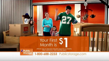 Public Storage TV Spot, 'Jet Ski'