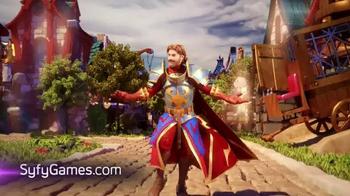 Elvenar TV Spot, 'Syfy Games: Make Your Choice' - Thumbnail 6