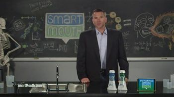 Smart Mouth Activated Mouthwash TV Spot, 'Blocks Sulfur Gas'