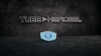 Tube Heroes TV Spot, 'Not Just Heroes' - Thumbnail 1