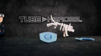 Tube Heroes TV Spot, 'Not Just Heroes' - Thumbnail 2