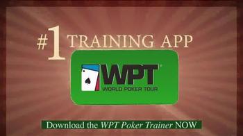 WPT Poker Trainer TV Spot, 'Top Pros' - 67 commercial airings