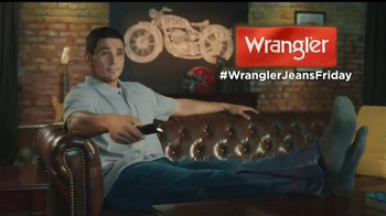 Wrangler TV Spot, 'College Football Live' - Thumbnail 8