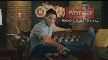 Wrangler TV Spot, 'College Football Live' - Thumbnail 7
