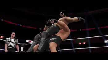 WWE 2K16 TV Spot, 'Austin 3:12: Bonfire' Featuring Steve Austin, Paige - Thumbnail 7