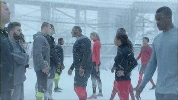 Nike TV Spot, 'Snow Day' Featuring Rob Gronkowski, Ndamukong Suh