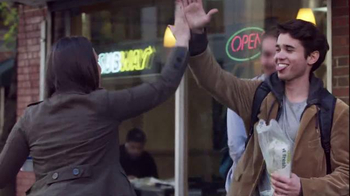 Subway National Sandwich Day TV Spot, 'Buy One, Give One' - Thumbnail 7