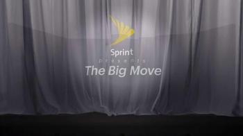 Sprint TV Spot, 'The Big Move' - Thumbnail 1