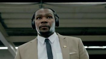 Sonic Drive-In Boneless Wings TV Spot, 'Pep Talk' Featuring Kevin Durant - 40 commercial airings