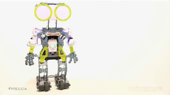 Meccano Maker System TV Spot, 'Cartoon Network: Tech Talk' - Thumbnail 2