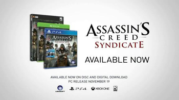 Assassin's Creed Syndicate TV Spot, 'Bully' Song by The Clash - Thumbnail 10