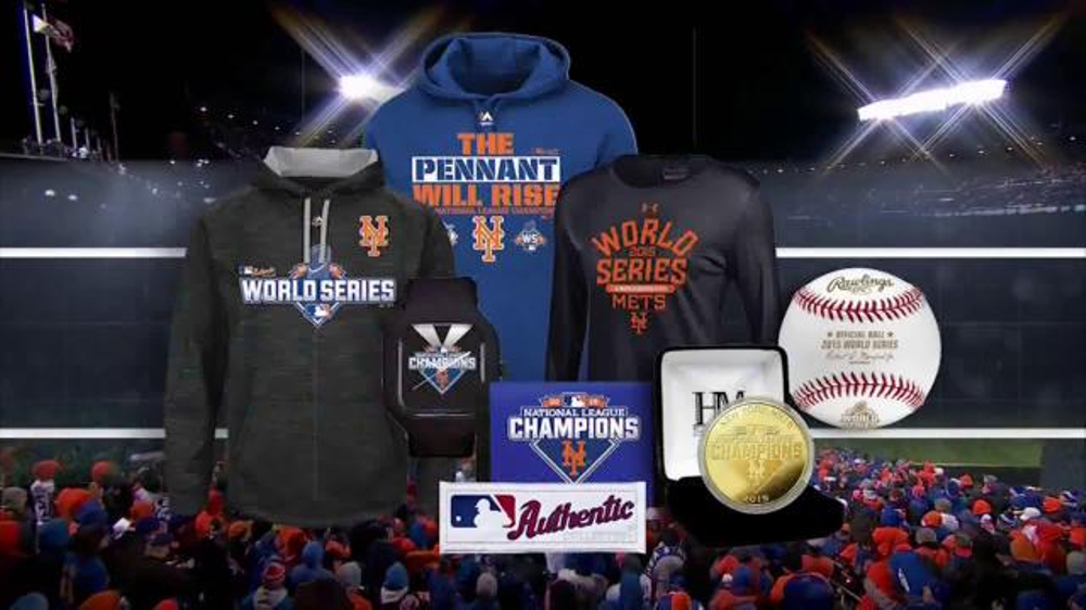 MLB Shop TV Commercial, '2015 National League Champions' - Video