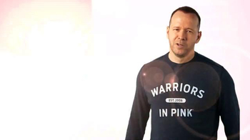 Ford Warriors in Pink TV Spot, 'Blue Bloods' Featuring Donnie Wahlberg - Thumbnail 1