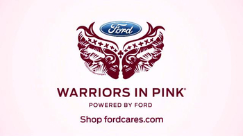 Ford Warriors in Pink TV Spot, 'Blue Bloods' Featuring Donnie Wahlberg - Thumbnail 9