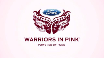 Ford Warriors in Pink TV Spot, 'Scorpion' Featuring Katharine McPhee - Thumbnail 9