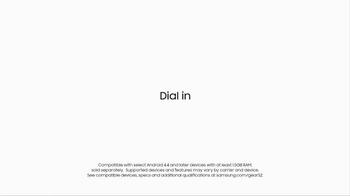 Samsung Gear S2 TV Spot, 'Dial In' - Thumbnail 9