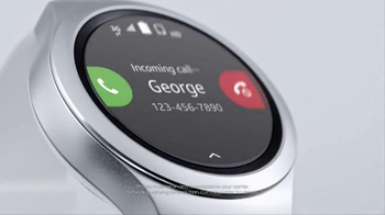 Samsung Gear S2 TV Spot, 'Dial In' - Thumbnail 5