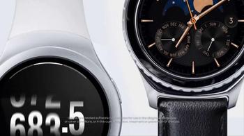 Samsung Gear S2 TV Spot, 'Dial In' - Thumbnail 6