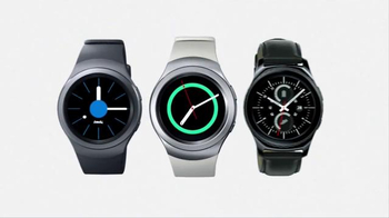 Samsung Gear S2 TV Spot, 'Dial In' - Thumbnail 8