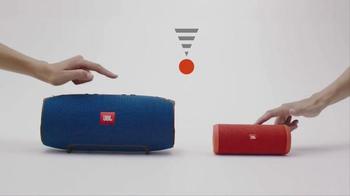 JBL Bluetooth Speakers TV Spot, 'Beach' - Thumbnail 8