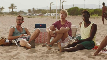 JBL Bluetooth Speakers TV Spot, 'Beach'