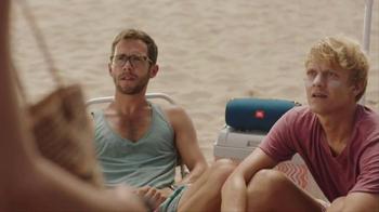 JBL Bluetooth Speakers TV Spot, 'Beach' - Thumbnail 4