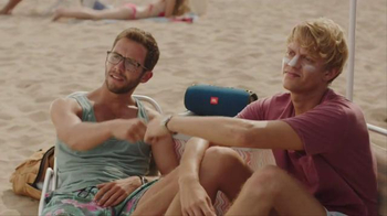 JBL Bluetooth Speakers TV Spot, 'Beach' - Thumbnail 7