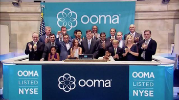 New York Stock Exchange (NYSE) TV Spot, 'Ooma'