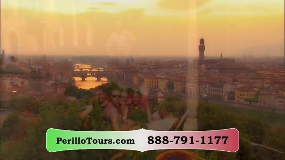 Perillo Tours TV Commercial, 'Third Generation'