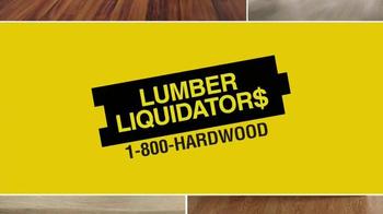 Lumber Liquidators TV Spot, '2015 Fall Flooring Season: Quick and Easy' - Thumbnail 1