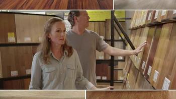 Lumber Liquidators TV Spot, '2015 Fall Flooring Season: Quick and Easy' - Thumbnail 2
