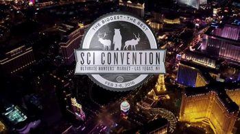 Safari Club International TV Spot, '2016 Sci Convention' - 119 commercial airings